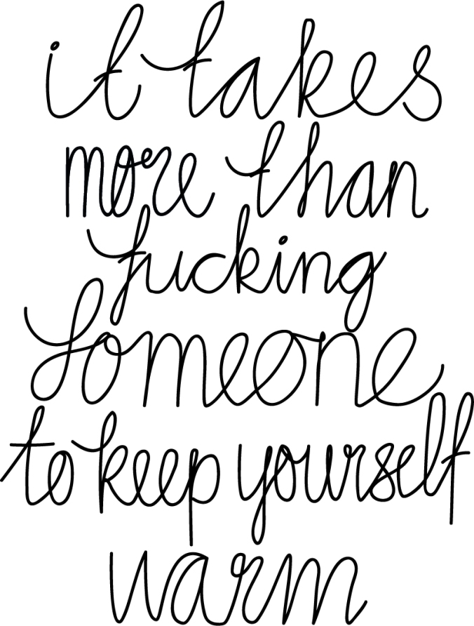 It takes more